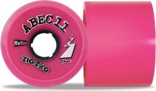 Abec 11 ZigZags Reflex Longboard Wheels