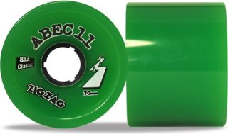 Abec 11 Classic ZigZags Longboard Wheels