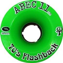 Abec 11 Flashbacks Longboard Wheels