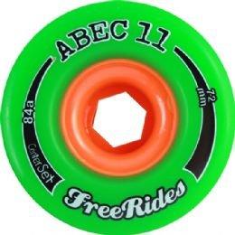 Abec 11 Freeride Centerset Longboard Wheels