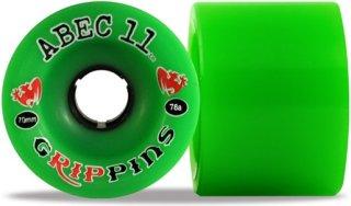 Abec 11 Grippins Classic Formula Longboard Skateboard Wheels