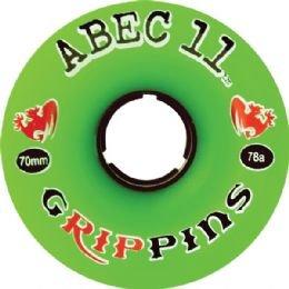 Abec 11 Grippins Longboard Wheels