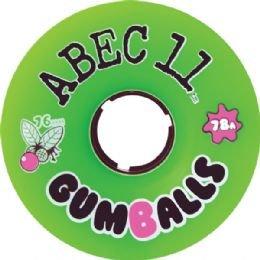 Abec 11 Gumballs Longboard Wheels