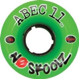 Abec 11 NoSkoolZ Longboard Wheels