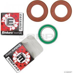 Abi Enduro Ceramic Cartridge Bearing Kit For FSA Outboard BB's