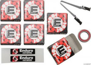 Abi Enduro Ceramic Cartridge Bearing Kit Zipp