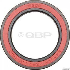 Abi Enduro Zero Ceramic Grade 3 6805N Sealed Cartridge Bearing 25x37x6
