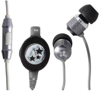 Able Planet Musician's Choice SI170GM In-Ear Headphones 20 Hz-20 KHz Frequency Range 2mW Power Gun Metal