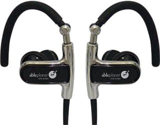 Able Planet SI1100 Clear Harmony In-Ear/Hook Headphones with Mic/Remote