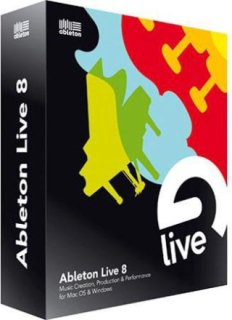 Ableton Live 8 Full Version Music Production Software
