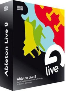 Ableton Live 8 Music Production Software Educational Discount 5-Station Pack