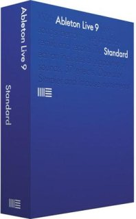Ableton Live 9 Standard Music Production Software