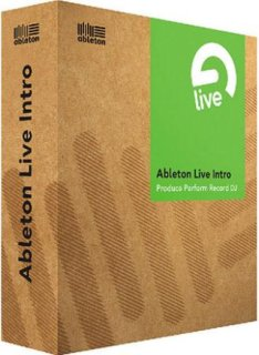 Ableton Live Intro Music Production Software