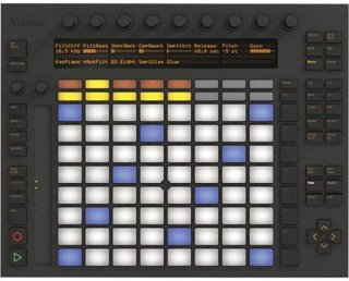 Ableton Push USB Software Controller