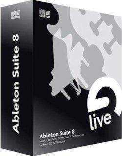 Ableton Suite 8 Full Version Music Production Suite