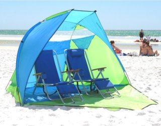 Abo Gear Aerodome (5-in-1 beach tent)