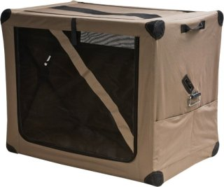 Abo Gear Dog Digs Travel Crate - Large