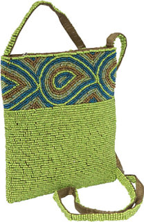 About Color Paisley Shoulder Bag