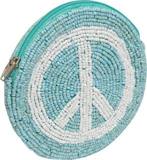 About Color Peace Coin Purse