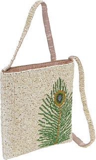 About Color Peacock Shoulder Bag