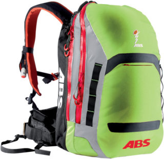 ABS Powder 15 Airbag Backpack