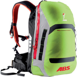 ABS Powder 5 Airbag Backpack
