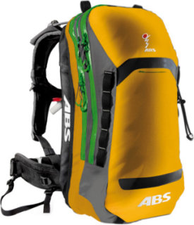 ABS Vario 15 Silver Edition Airbag Backpack