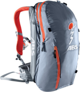 ABS Vario 18 Ultralight Silver Edition Airbag Backpack