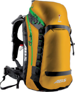 ABS Vario 30 Silver Edition Backpack