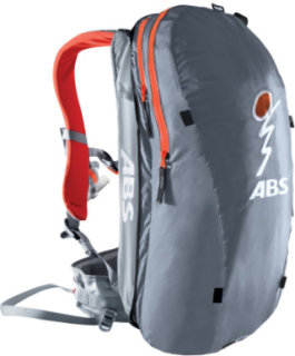 ABS Vario 8 Ultralight Silver Edition Airbag Backpack
