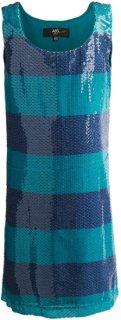 ABS Allen Schwartz Jenny Sequin Dress
