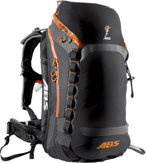 ABS Vario 25 Zip-On Base Unit Avalanche Pack