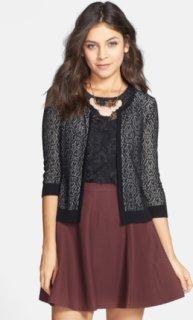 Absolutely Cotton Pattern Black Medium