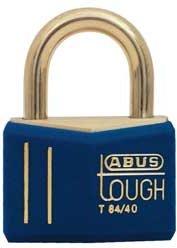 Abus Black Gold Brass Padlock - Medium