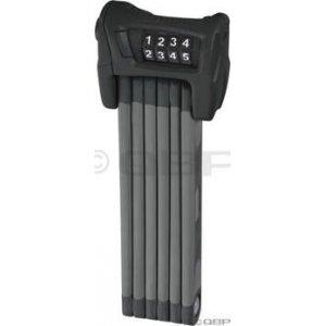 Abus Bordo 6100 Combo Folding Lock: 90cm Black