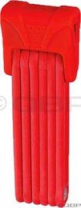 Abus Bordo LITE 6050 Folding Lock: 85cm Red