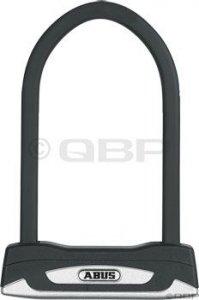 """Abus Granit X-Plus 54 U-Lock: 230cm (9"""") Black"""
