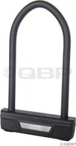 "Abus Ketaro 505 U-Lock: 230mm (9"") Black"
