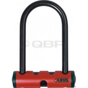 Abus U-Mini 40 U-Lock: Red