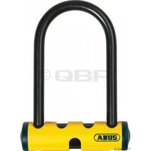 Abus U-Mini 40 U-Lock: Yellow