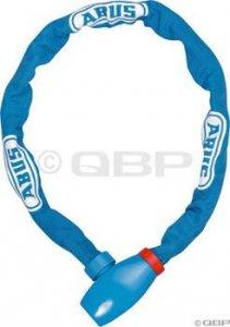 Abus uGrip 585 Chain Lock: 100cm Blue