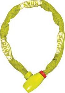 Abus uGrip 585 Chain Lock: 100cm Lime