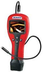 Ac Delco Digital Inspection Camera 6V Alkaline Battery