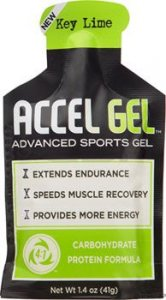 Accelerade Accel Gel: Key Lime 24 Pack