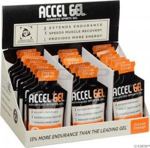 Accelerade Accel Gel: Orange 24 Pack