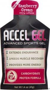 Accelerade Accel Gel: Raspberry Cream 24 Pack