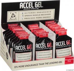Accelerade Accel Gel: Strawberry Kiwi 24 Pack
