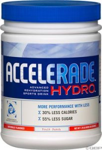 Accelerade Hydro: Fruit Punch 50 Servings