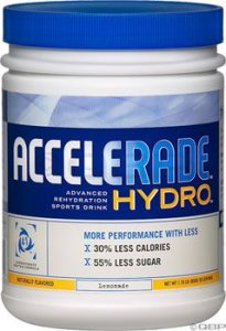 Accelerade Hydro: Lemonade 50 Servings