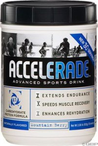 Accelerade Mountain Berry 60 servings
